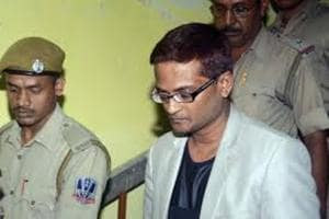 Rose Valley chairman Gautam Kundu being taken to court.