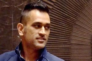 Mahendra Singh Dhoni will lead India for one final time during the warm-up game against England in Brabourne stadium.