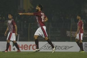 I-League: Balwant Singh goal gives Mohun Bagan A.C. win over Churchill Brothers