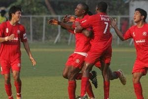 I-League:Young Churchill Brothers eye top-four finish in comeback season