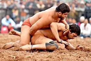 The sources in the administration said 14 wrestlers are participating and seven winners will be awarded by transferring the winning amount in their accounts.
