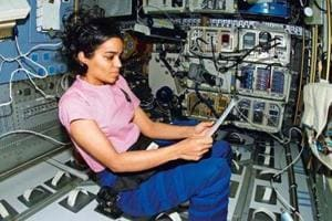 Kalpana Chawla was one of the seven astronauts killed in the Space Shuttle Columbia disaster in 2003.
