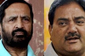 Suresh Kalmadi -- a former IOA chief -- and Abhay Chautala -- a Haryana MLA -- were named as patrons after the IOA's annual general meet in Chennai on December 28.