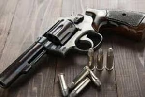 More than 10,000 people still possess their licensed weapons as they do not want to part with their weapons till the time election results are declared.