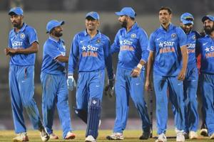 Mahendra Singh Dhoni's swansong as captain ends with defeat vs England