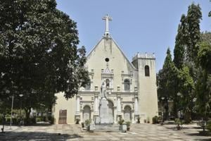 The St Andrew Church in Bandra