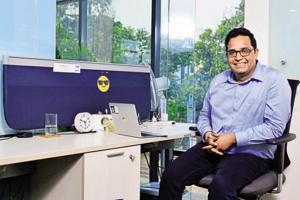 Paytm's founder is on a mission to change the banking business