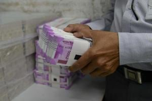 The two RBI presses printed about 52 million pieces of notes a day since PM Narendra Modi 'demonetised' 1000 and 500 rupee notes on November 8, 2016.