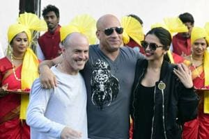 xXx: Deepika Padukone gives Vin Diesel a very desi welcome