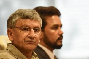 Justice Lodha has said there has been no complaint against Ajay Shirke after reports emerged that he tried to scuttle the England series.