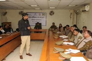A two-day workshop is underway for the Noida city police officers in a bid to make them aware of child rights protection.
