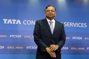 Natarajan Chandrasekaran named new chairman of Tata Sons, first non-Parsi to head the group
