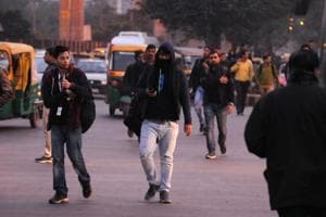 Delhi temperature drop continues: City records coldest January 12 in five years