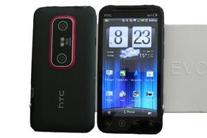 The HTC Evo 3D is equipped with a dual camera.