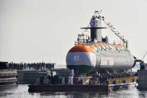 Leak chapter closed, second Scorpene submarine launched