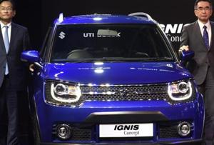 Maruti Suzuki Ignis launched, price starts from Rs 4.59 lakh