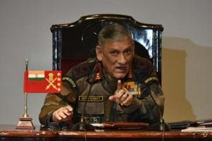 Army chief Rawat warns Pak of more surgical strikes if it rejects peace overtures