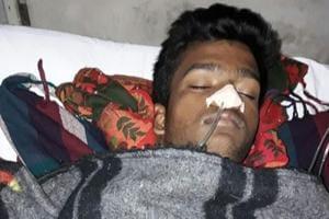The victim, Pankaj Kumar (18) of Raipur Khurd, underwent surgery at Government Medical College and Hospital (GMCH), Sector 32.