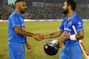 Virat Kohli has said MSDhoni's inputs will be crucial when DRSis being taken in the India vs England series.