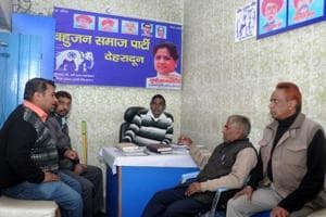 BSP out with first list of candidates, ahead of Cong, BJP