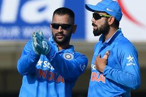 Virat Kohli: MS Dhoni will play priceless role in my team, will trust his word