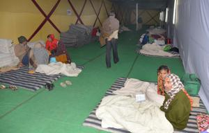 Swachh Bharat Abhiyan goes for a toss at night shelters in Jaipur