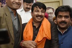 Ahead of Delhi municipal elections, Delhi BJP rejigs team,  former AAP leader Shazia Ilmi made vice-president