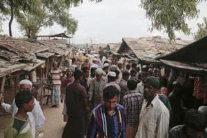 Myanmar: Rohingya Muslims hope UN envoy's visit will bring change