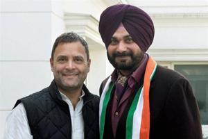 'Beginning new inning on front foot': Sidhu after joining Congress