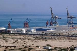 China hands over 2 ships to Pak navy to secure Gwadar port
