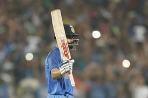 Virat Kohli the chase master betters Sachin Tendulkar's record