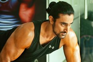 Kunal Kapoor: I had to get into shape before I started shooting Veeram