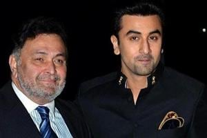 Share a formal relationship with my father: Ranbir Kapoor