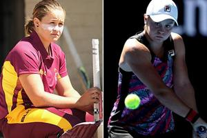 Big Bash cricket to Australian Open: Back on court, Ashleigh Barty...