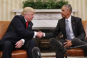 Trump a 'change candidate', do not underestimate him: Obama warns US