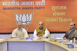 BJP finalises candidates for Uttarakhand, Uttar Pradesh; announcement...