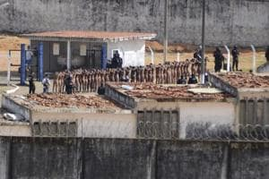 Another prison riot breaks out in Brazil, 30 killed