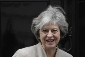 Trump hails Brexit in new irritant for PM May