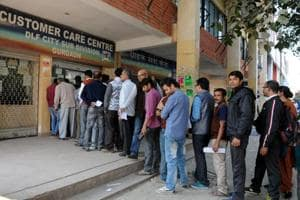 Cashless Gurgaon: DHBVN bills over Rs 15,000 to be accepted only...