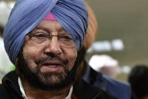 Amarinder Singh contesting from Lambi to help Parkash Singh Badal win:...
