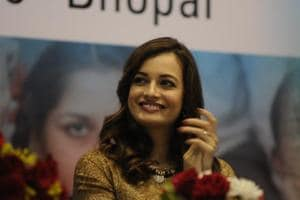 Dia Mirza reveals 'happiest place in world' for her