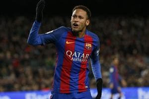 Neymar most valuable footballer in Europe, reveals Swiss research...