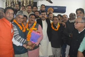 UP Polls: BJP announces Ghaziabad candidates