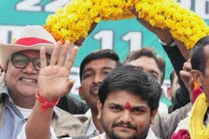 Hardik Patel likens Modi to jackal, says none can become lion by just...