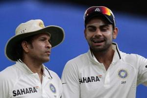Virat Kohli says he might not have a career as long as Sachin...