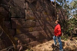 Amid MP's forests, mountains, fields and villages stands Raisen's wall, a structure that evokes more questions than answers.