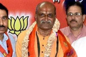 Sri Ram Sene's Pramod Muthalik banned from entering poll-bound Goa for...