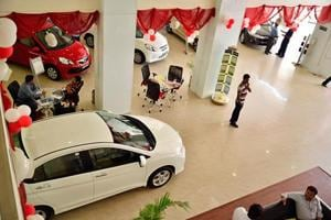 Vehicle registrations inCapital hit eight year low in December 2016