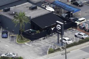 Orlando shooter Omar Mateen's widow arrested for obstruction of...