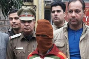 How many girls did the Delhi 'serial rapist' victimise?